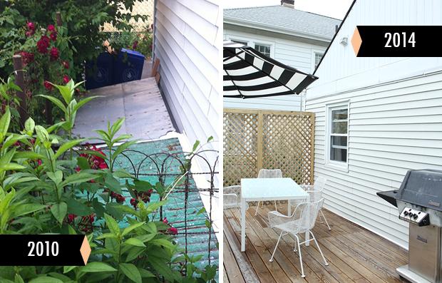 before-and-after-basement-door-deck