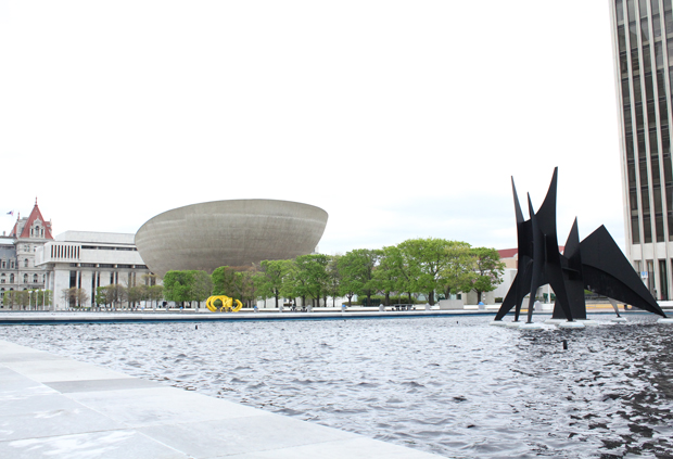 The-Egg-Triangles-and-Arches-Alexander-Calder-Empire-State-Plaza
