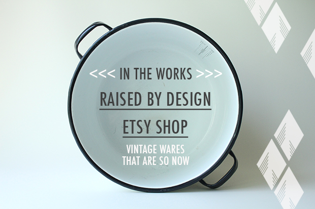 RBD Etsy Shop - Vintage Wares That Are So Now