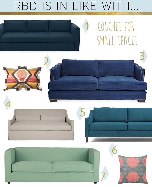 couch sofa for small spaces