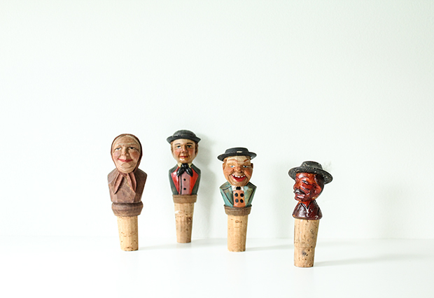 RBD Shop Vintage ANRI Italian Bottle Stoppers