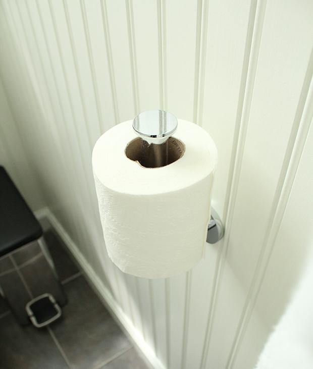 raised by design - bathroom renovation - tp holder