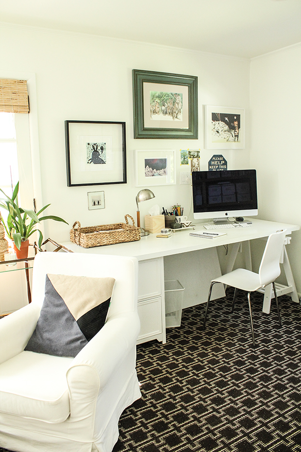 Raised by Design Maggie Natarelli - Office Update - Home Office