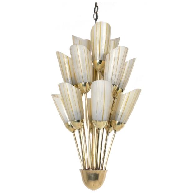 chandelier-italian-brass-1st-dibs