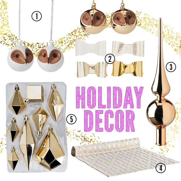 Raised by Design 5 Favs at IKEA Right Now Holiday Decor