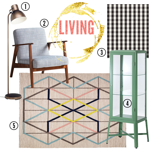 Raised by Design - 5 Favs at IKEA Right Now - Living Room