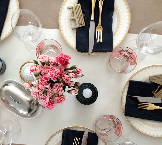raised by design thanksgiving table setting holiday